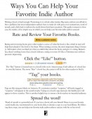help your indie author